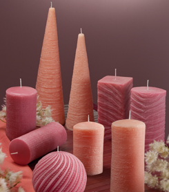 italian timeless candles
